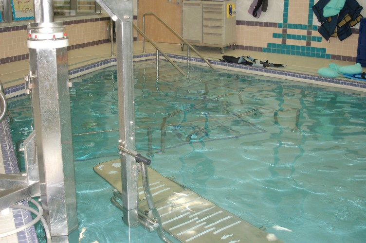 Therapy pool design wellness center aquatic pool consultant for Pool design consultant